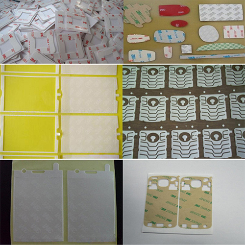 Die Cutting Adhesive Tape, Customized tape, troquelados de