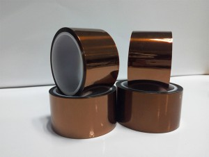 Double-sided coated kapton silicone tapes for PCB manufacture