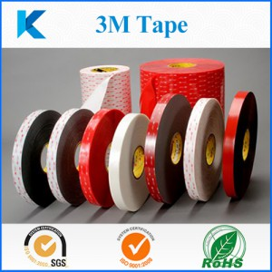 Acrylic Pressure-sensitive Adhesive 3M Double Sided Tapes