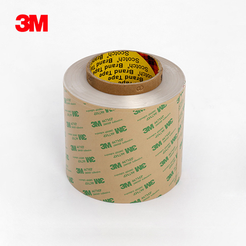 3M 467MP/468MP Adhesive Transfer Tapes with Adhesive 200MP