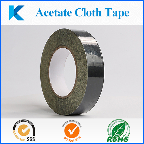 Acetate Cloth Tape - Adhesive Tape Solutions