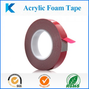 acrylic foam tape solutions source from www.Kingzom.com