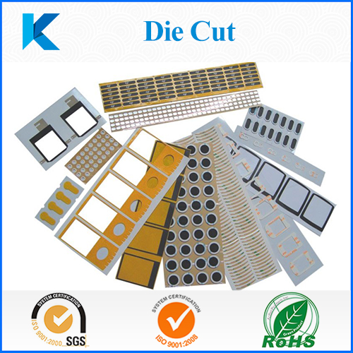 Precision custom die cut adhesive tape solutions