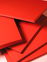 High Temperature Solid Silicone Sheet