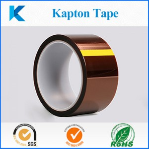 Kapton tape, high temperature masking tape with polyimide film
