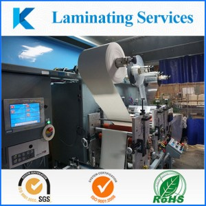 Kingzom Laminating Tape Services,Tape Solutions,Converting Capabilities