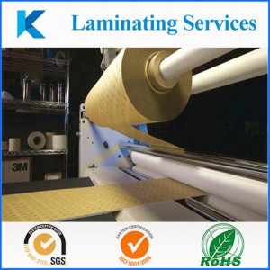 Kingzom 3m self laminating tape services