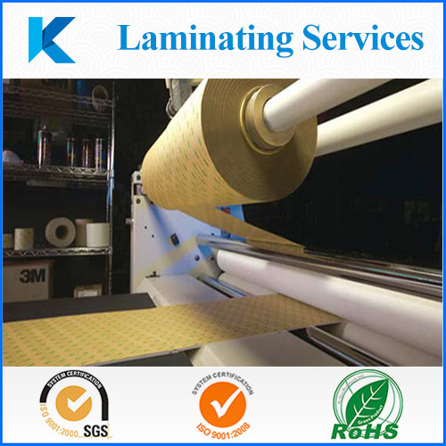 laminating tape services from kingzom.com