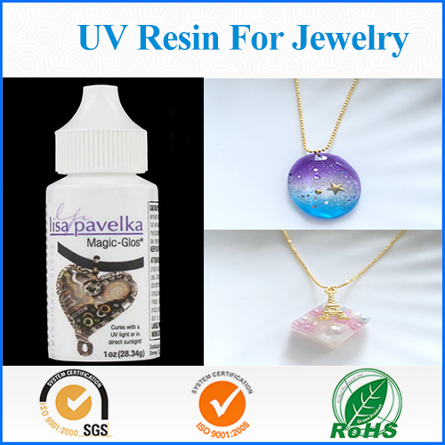 Kingzom UV resin for DIY handcraft,replacement of Lisa Pavelka Magic-Glos® UV resin,best resin for jewelry making