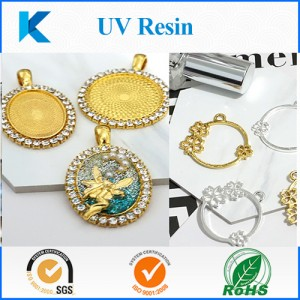 uv resin  for jewelry by Kingzom