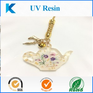 Clear fast UV resin for DIY by KINGZOM