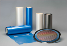 UV release tape double sided easy to pick up for wafer back grinding (BG TAPE)/semiconductor polishing
