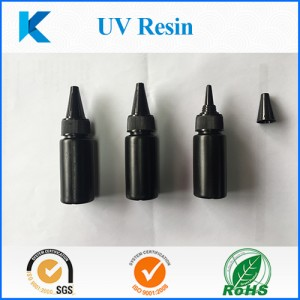 UV curing adhesive resin by kingzom.com