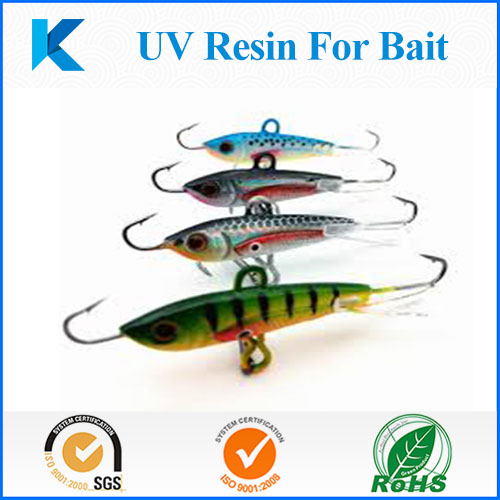 Kingzom UV resin for bait making