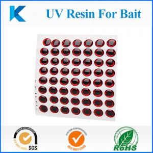 UV glue for fishing lure by kingzom.com