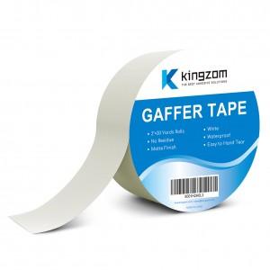 White colour gaffer tape