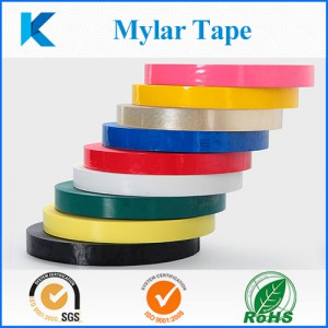 Mylar tape solutions for electrical insulation