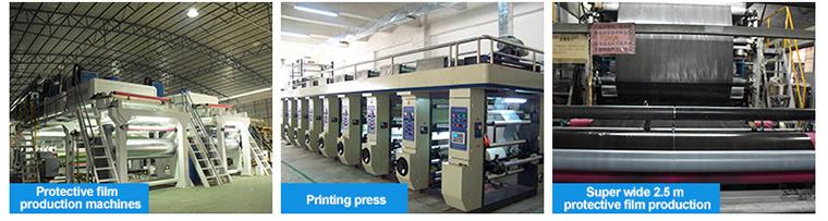 Polyethylene foam machines