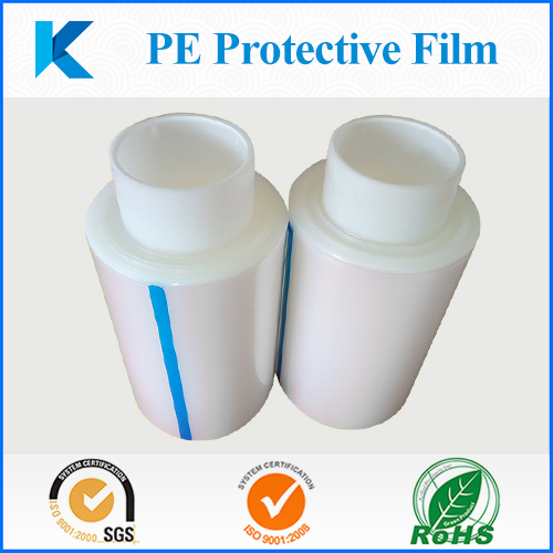 PE protective film is a high-performance surface protection tape