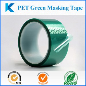 PCB masking tape, 3M 851 green tape for Greenback Printed Circuit Board Tape 851