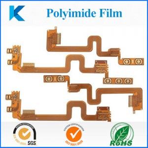 Polyimide films