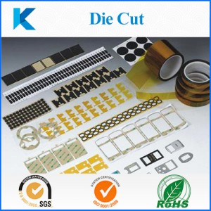 Precision die cutting