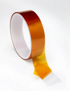 Non Silicone, Acrylic High Temperature Masking Tape 7414L  for high temperature applications