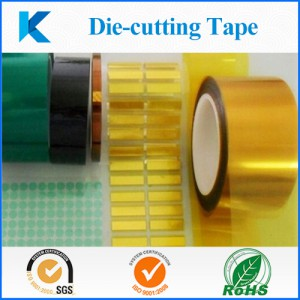 Die cutting tape provides precise die-cutting technology and solutions with the relevant certification conditions