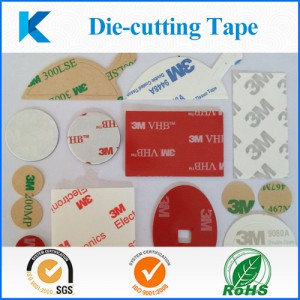 Kingzom offer 3m die cutting tape solutions