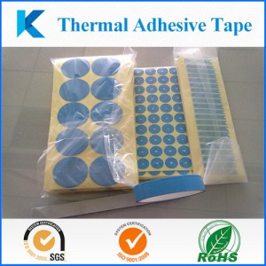 die cutting thermal tape-Kingzom adhesive solutions