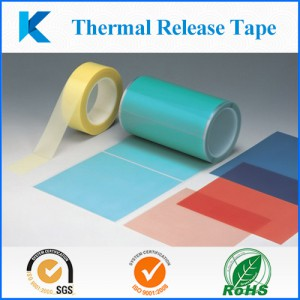 Thermal release adhesive tape, Released by heating (150℃)