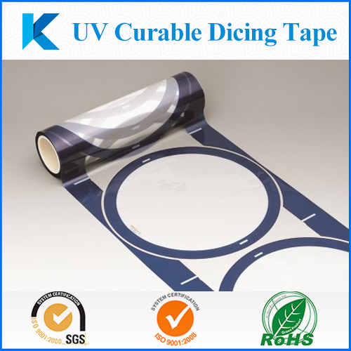 UV release dicing tape for wafers, UV curable adhesive Tape,Backgrinding(BG) Tape