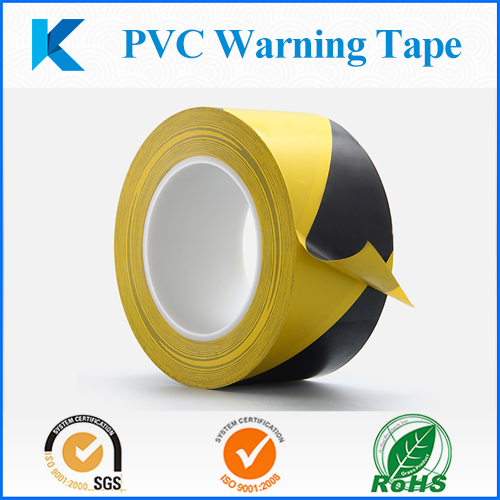 PVC Warning Tape, Floor Adhesive Tape